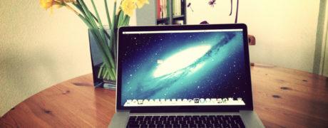 Warum ein Apple MacBook Pro Retina?