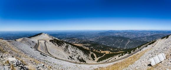 Mont Ventoux Panorama