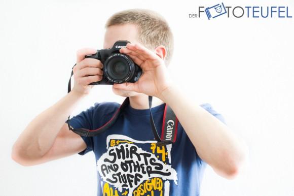 Der Fototeufel zeigt wie man es nicht machen sollte
