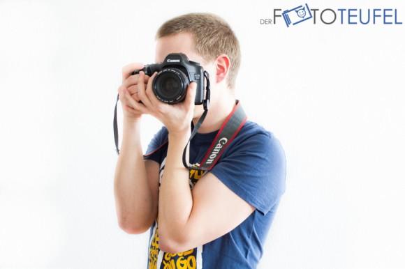 Kamera richtig halten | Der Fototeufel