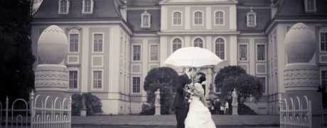 Hochzeit von Angela und Henning im Schloss Rammenau