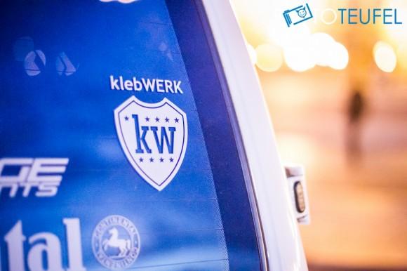 Logo vom Klebwerk Dresden