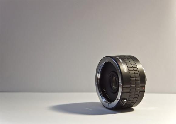 Makrofotografie-Telekonverter
